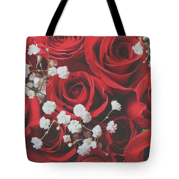 The Color Of Love Tote Bag by Laurie Search