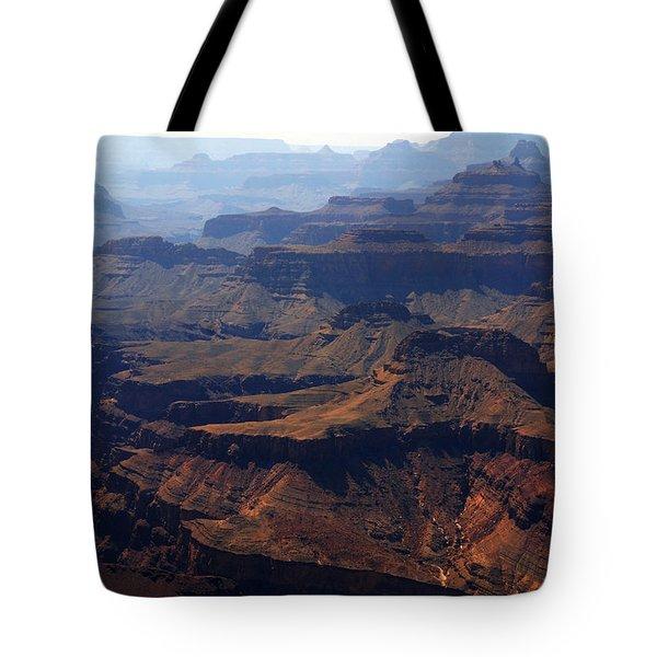 The Colorado River Tote Bag by Susanne Van Hulst