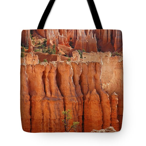 The Colors Of Bryce Canyon Tote Bag