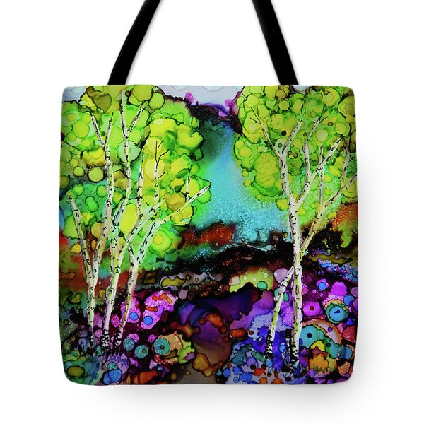 The Colors Of Colorado Tote Bag