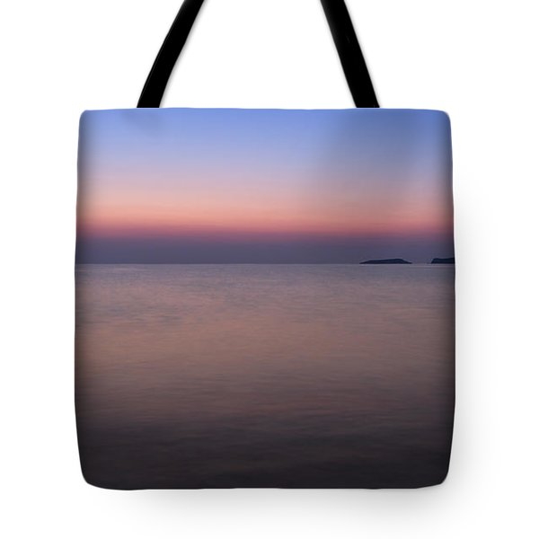 The Colors Of Dawn Tote Bag