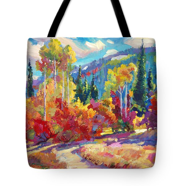 The Colors Of New Hampshire Tote Bag