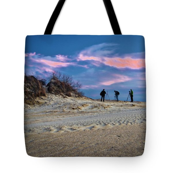 The Colors Of Sunset Tote Bag