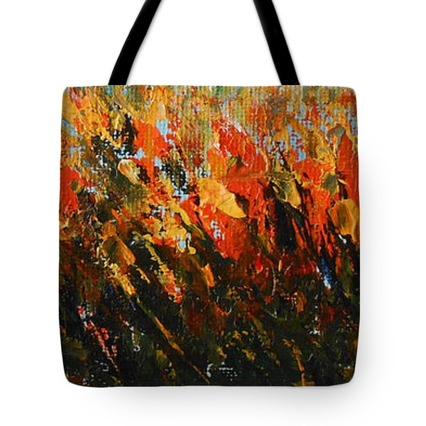 The Colour Of Joy Tote Bag
