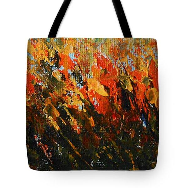 The Colour Of Joy Tote Bag