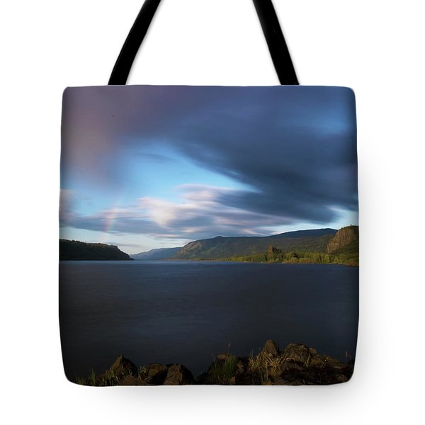 The Columbia River Gorge Signed Tote Bag