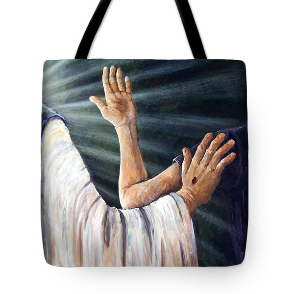 The Comforter Tote Bag