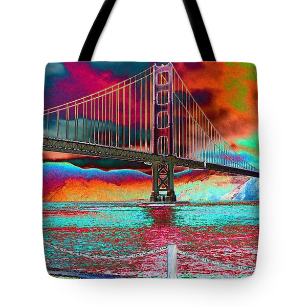 The Coming Fire Tote Bag