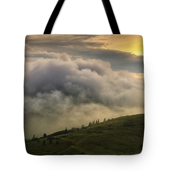Summer Storm - Roan Mountain Tote Bag