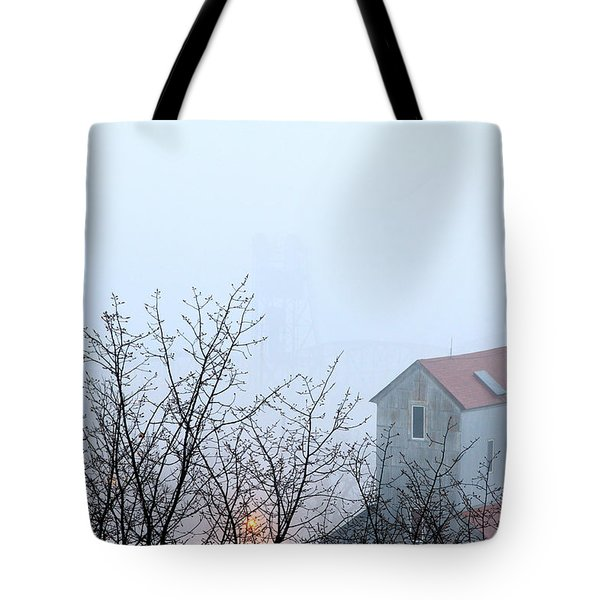 The Commander Tote Bag