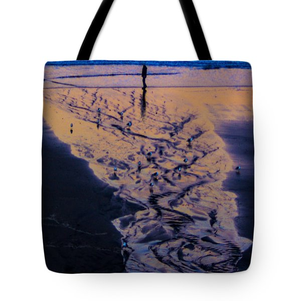 The Comming Day Tote Bag by Dale Stillman