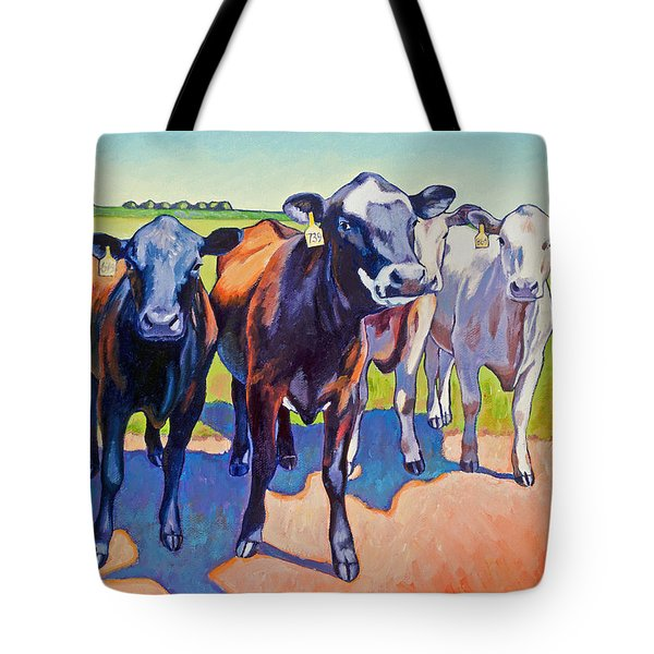 The Committee Tote Bag