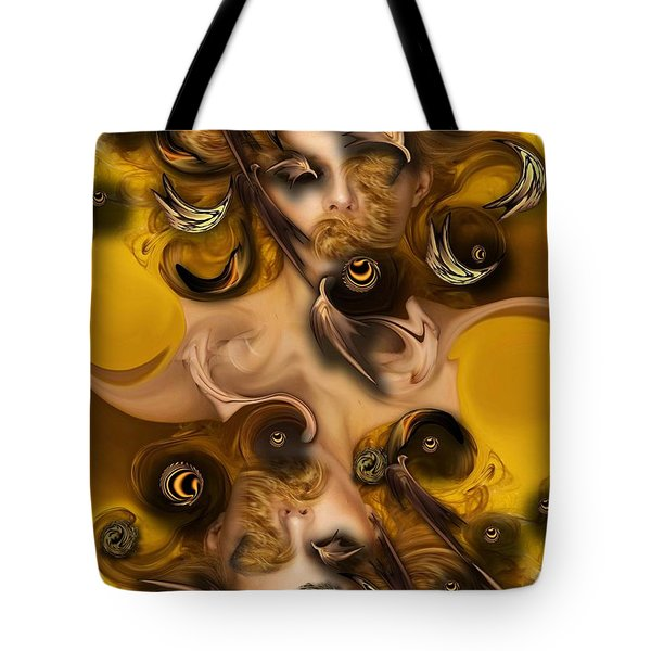 The Complex Angel Tote Bag