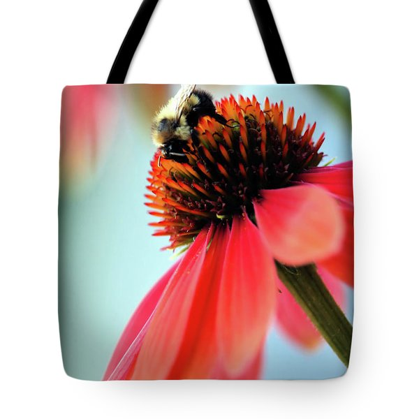 The Coneflower Collection 2 Tote Bag