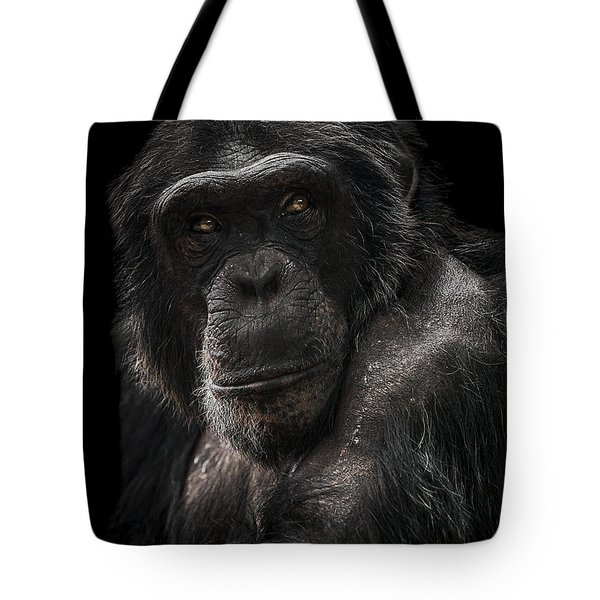 The Contender Tote Bag