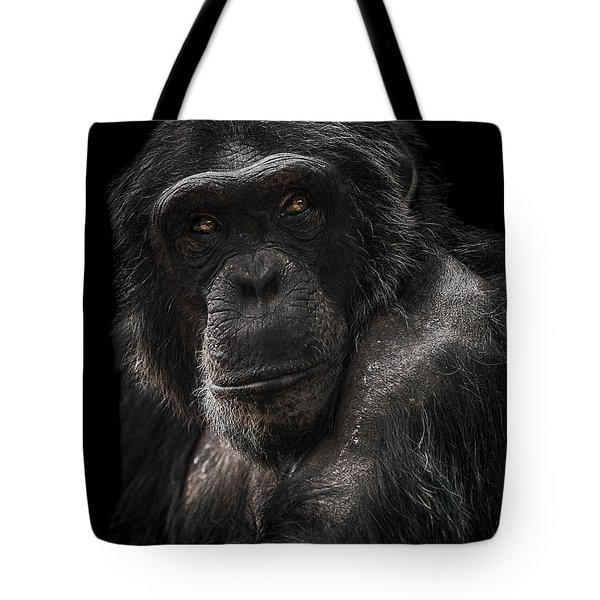 The Contender Tote Bag by Paul Neville