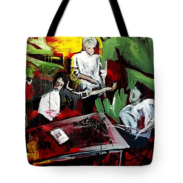 The Contract Tote Bag