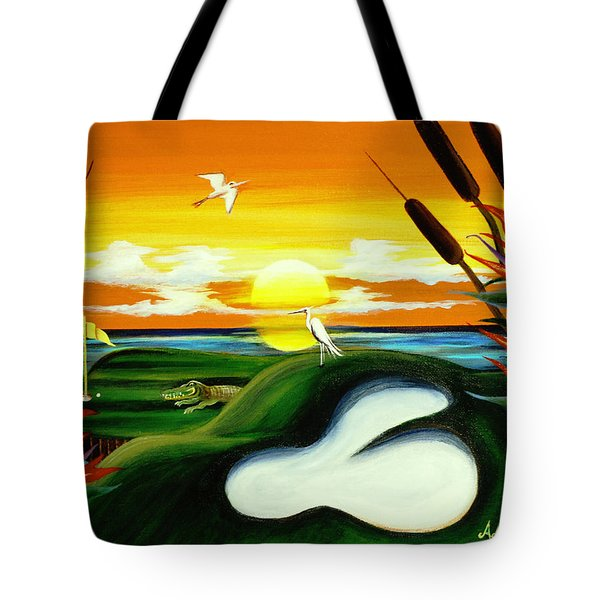 The Conundrum Tote Bag