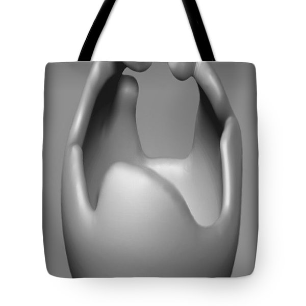'the Conversation' Tote Bag