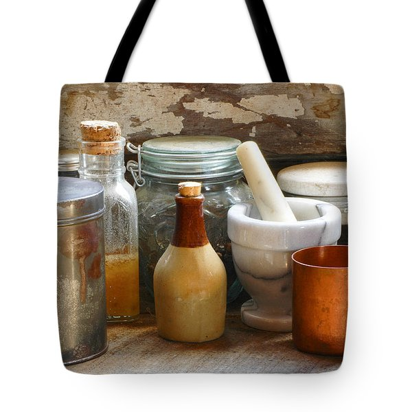 The Copper Cup Tote Bag
