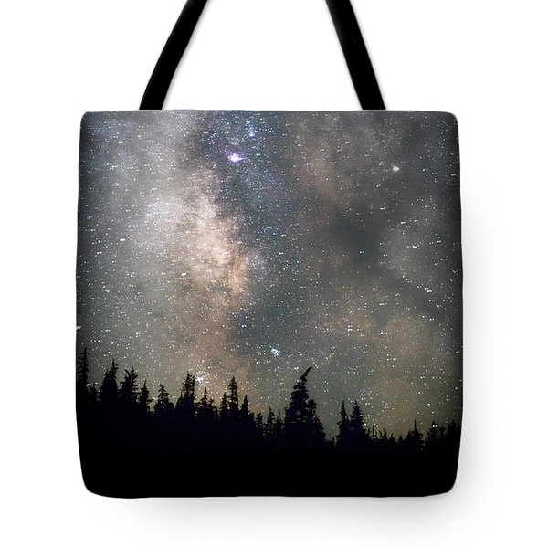 Tote Bag featuring the photograph The Core by Cat Connor