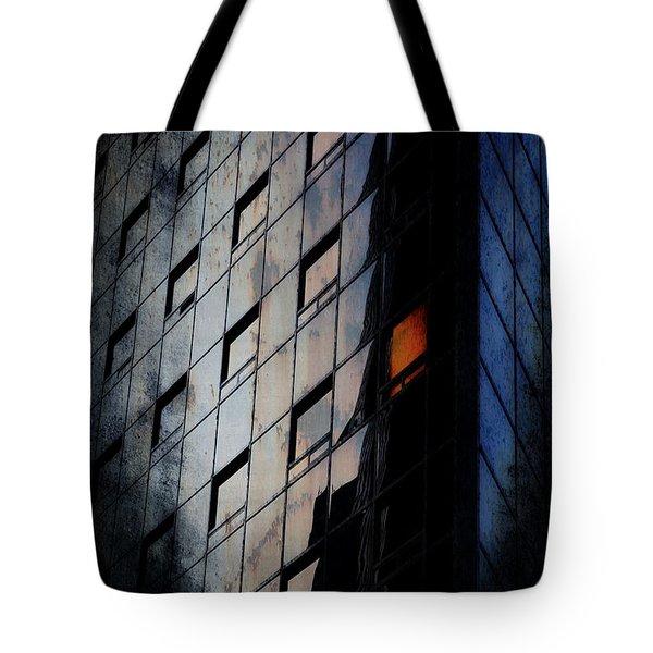 The Corporate Batcave Tote Bag