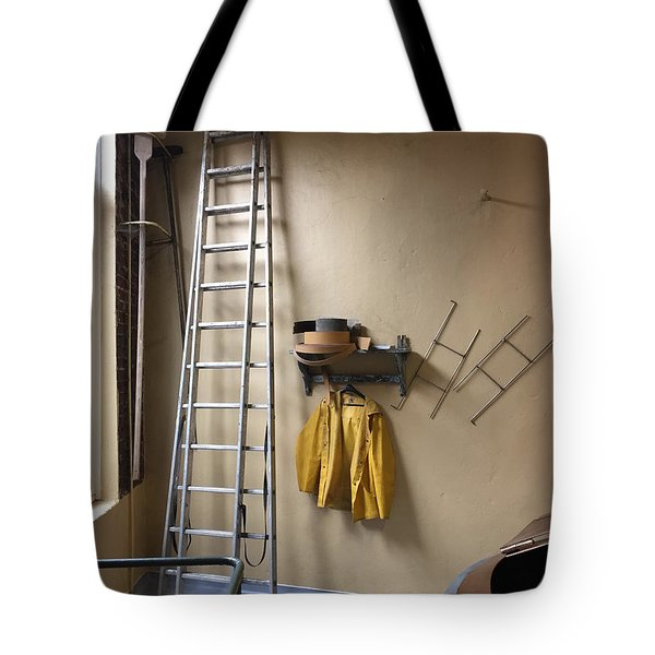 The Corporate Ladder Tote Bag
