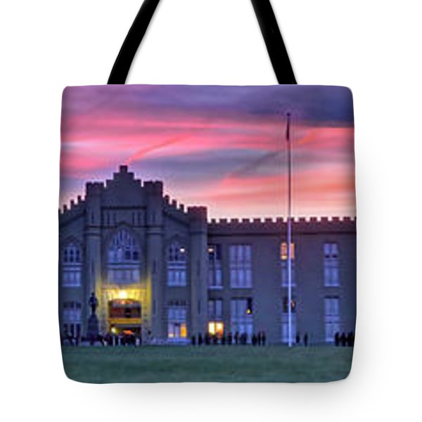 The Corps Forms For Breakfast Tote Bag