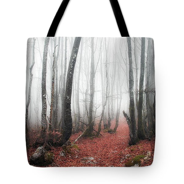 The Corridor Tote Bag