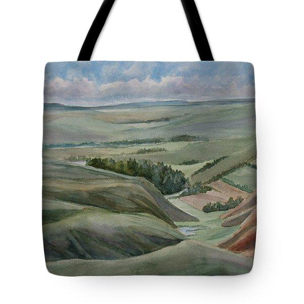 The Corrugated Plain Tote Bag