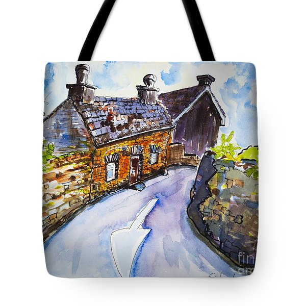 The Cottage Kinsale Tote Bag by Lidija Ivanek - SiLa