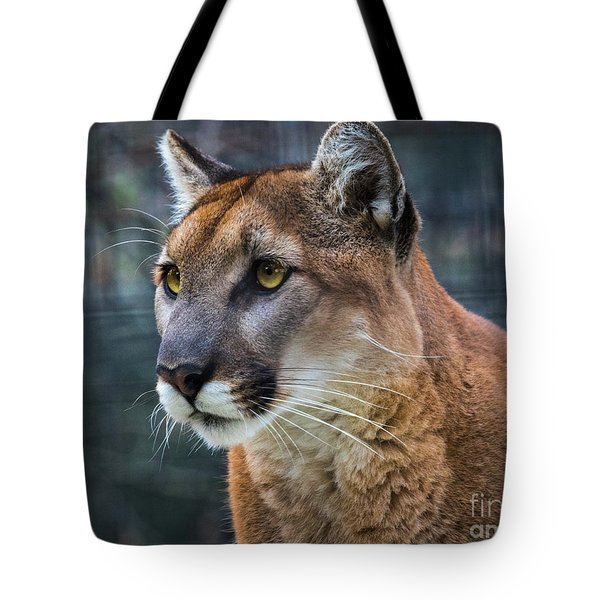 The Cougar Tote Bag