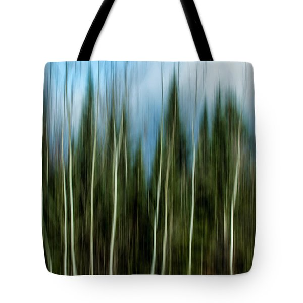 The Counsel Of Trees Tote Bag