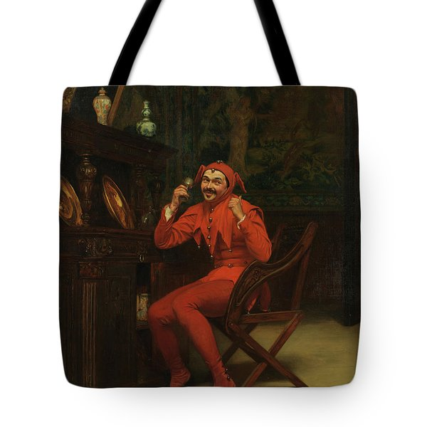The Court Jester Tote Bag