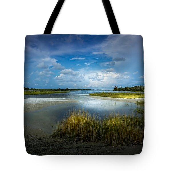 The Cove Tote Bag