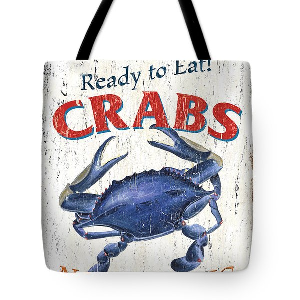 The Crab Shack Tote Bag