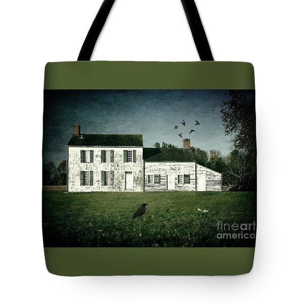 The Craig House II Tote Bag
