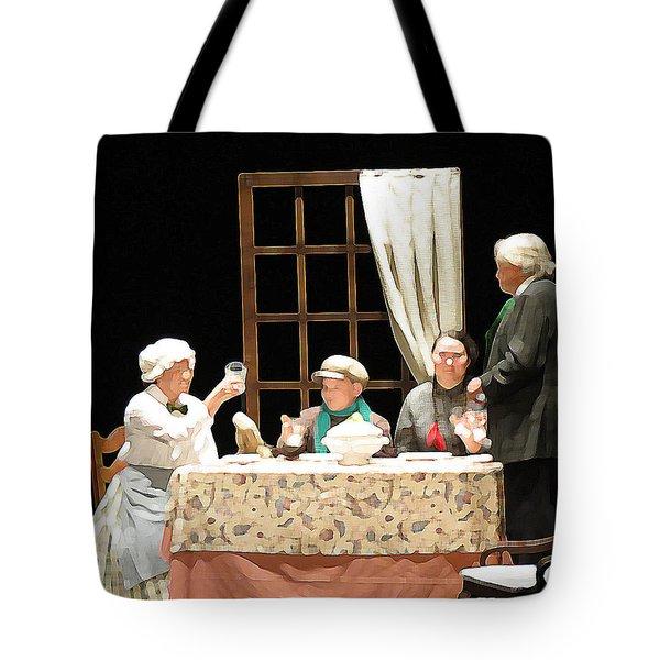 The Cratchett Family Tote Bag