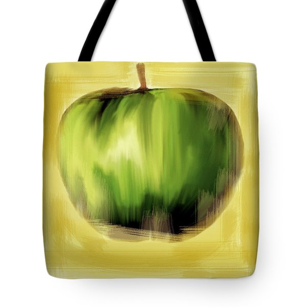 The Creative Apple  Tote Bag