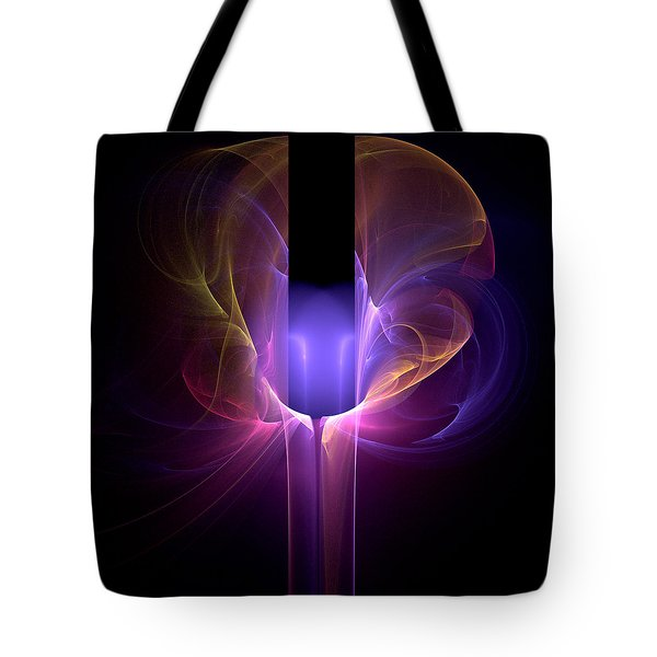 The Creative Mind - Abstract Tote Bag