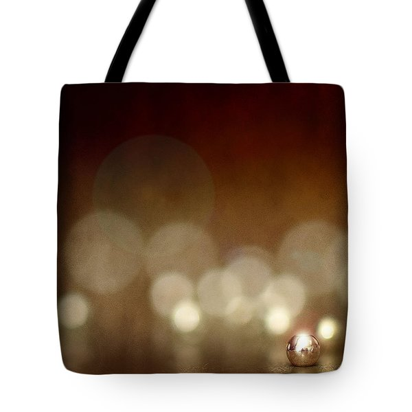 The Crimp Bead Tote Bag