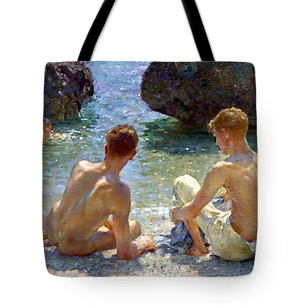 The Critics Tote Bag