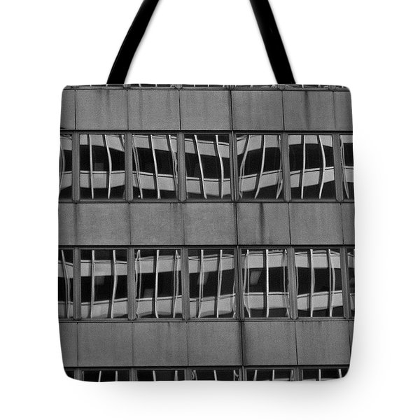 The Crooked House Tote Bag by Juergen Weiss