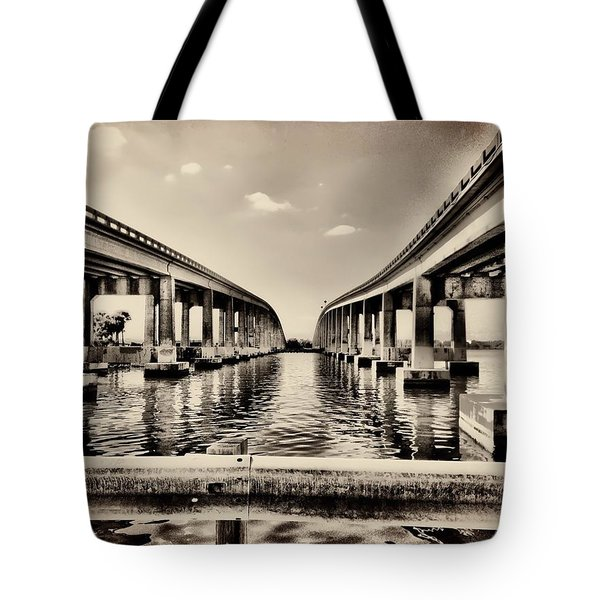 The Cross-over Tote Bag
