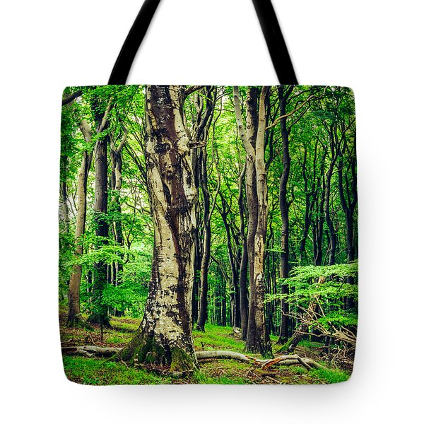 The Crowds Tote Bag