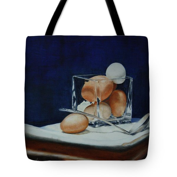 The Crystal Nest Tote Bag