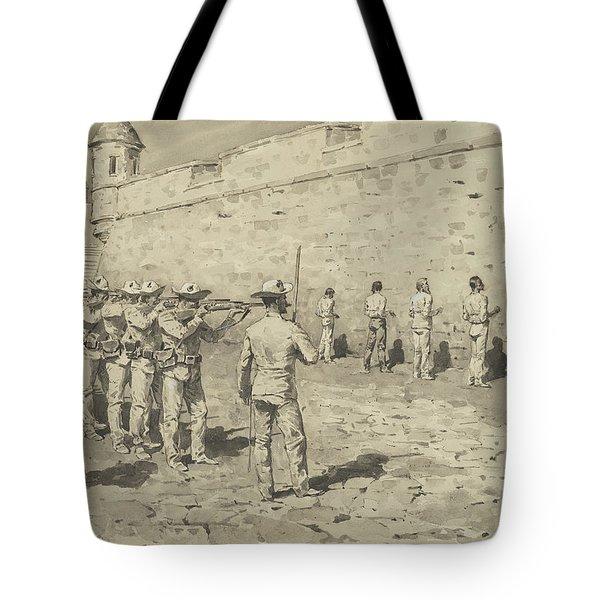 The Cuban Martyrdom Tote Bag