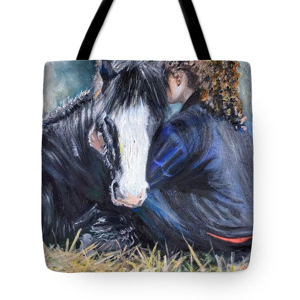 The Cuddle Tote Bag