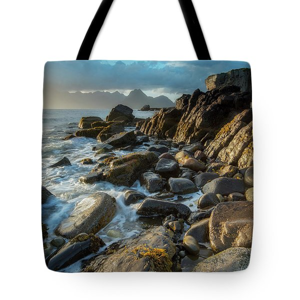 The Cuillin From Elgol Tote Bag