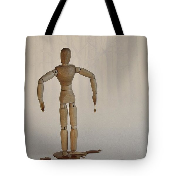 Tote Bag featuring the photograph The Curse Of Maple Tree Ancestry by Mark Fuller